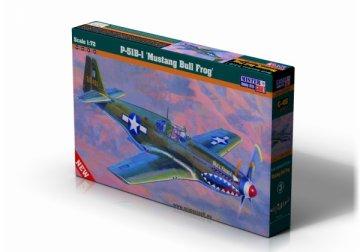 P-51 B-1 Mustang BullFrog I · MC C46 ·  Mistercraft · 1:72