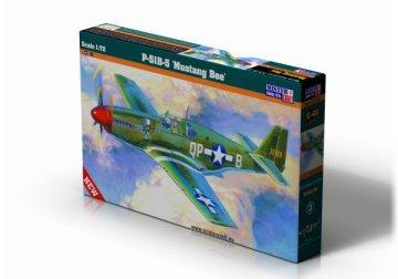 P-51 B-5 Mustang Bee · MC C48 ·  Mistercraft · 1:72