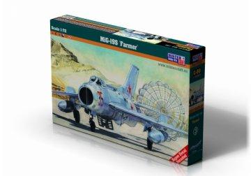 MiG-19S Farmer · MC C58 ·  Mistercraft · 1:72