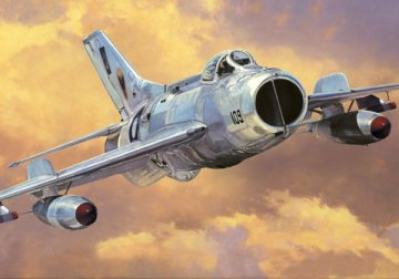 Jian Ji-6-Shenyang F-6 · MC C60 ·  Mistercraft · 1:72