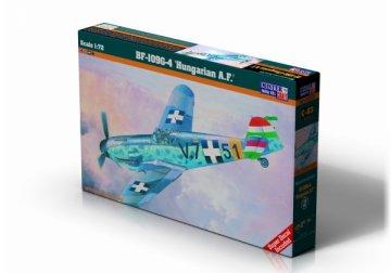 Messerschmitt BF 109 G-4 Hungarian A.F. · MC C83 ·  Mistercraft · 1:72