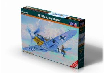 Messerschmitt BF 109 G-4/trop Shiess · MC C88 ·  Mistercraft · 1:72