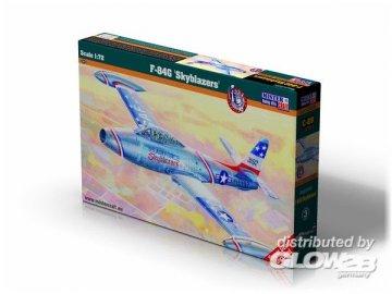 F-84G Skyblazers · MC C89 ·  Mistercraft · 1:72