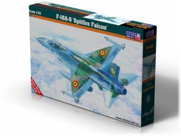 F-16A-5 Spitfite Falcon · MC D03 ·  Mistercraft · 1:72