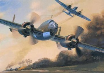 PZL P-37B Los II · MC D08 ·  Mistercraft · 1:72