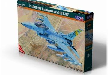 F-16CJ-50 79th Anniversary 1918-97 · MC D106 ·  Mistercraft · 1:72
