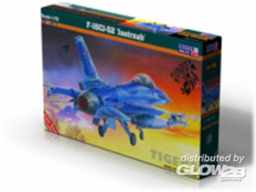 F-16CJ-52 Jastrzab · MC D116 ·  Mistercraft · 1:72