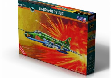 Su-22M4R 77 JBG · MC D12 ·  Mistercraft · 1:72