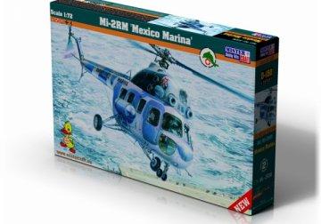 Mi-2 Mexico Marina · MC D150 ·  Mistercraft · 1:72