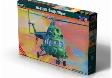 Mi-2 Zmija/Snake · MC D151 ·  Mistercraft · 1:72