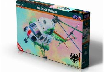 Mi-2 Polizei · MC D153 ·  Mistercraft · 1:72