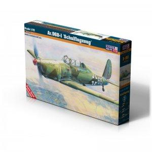 Arado Ar.96B-1 - Schulflugzeug · MC D169 ·  Mistercraft · 1:72
