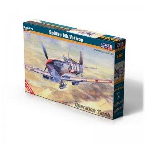 Spitfire Mk.Vb/trop · MC D192 ·  Mistercraft · 1:72