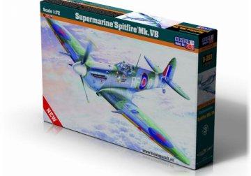 Supermarine Spitfire Mk.Vb · MC D203 ·  Mistercraft · 1:72