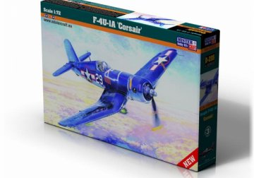 F-4U-1A Corsair · MC D205 ·  Mistercraft · 1:72