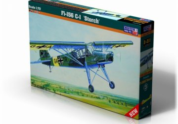 Fi-156 C-1 Storch · MC D211 ·  Mistercraft · 1:72