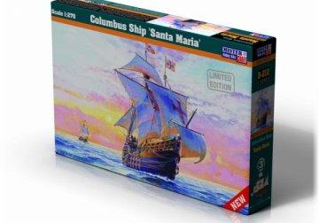 Columbus Ship Santa Maria · MC D212 ·  Mistercraft · 1:270