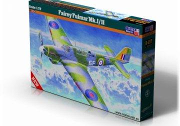 Fairey Fulmar Mk.I/II · MC D217 ·  Mistercraft · 1:72