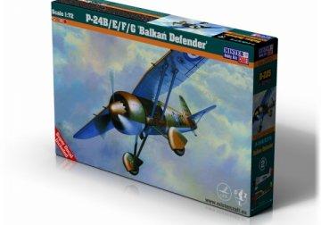 P-24 B/E/F/G Balkan Defender · MC D225 ·  Mistercraft · 1:72
