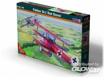 Fokker Dr.IRed Baron · MC D230 ·  Mistercraft · 1:48