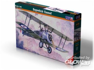 Sopwith Camel · MC D231 ·  Mistercraft · 1:48