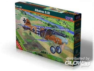 Albatros D.III · MC D232 ·  Mistercraft · 1:48