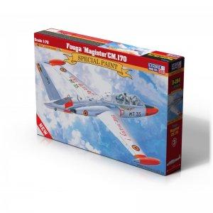 Fouga Magister CM.170 · MC D264 ·  Mistercraft · 1:72