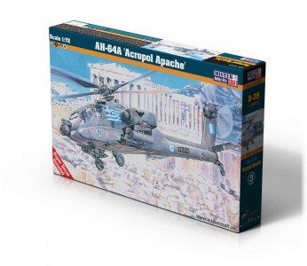 AH-64A Acropol Apache · MC D39 ·  Mistercraft · 1:72