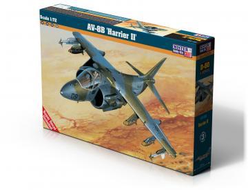 AV-8B Harrier II · MC D50 ·  Mistercraft · 1:72