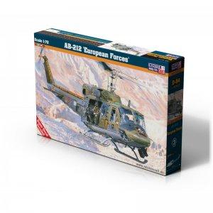 AB-212 European Forces · MC D54 ·  Mistercraft · 1:72