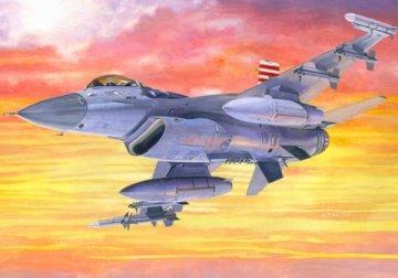F-16C Block 25 Viper · MC D64 ·  Mistercraft · 1:72