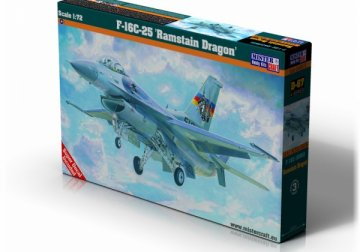 F-16C-30 Ramstain Dragon · MC D67 ·  Mistercraft · 1:72