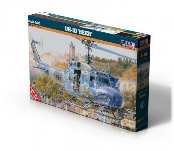 UH-1D HEER · MC D79 ·  Mistercraft · 1:72