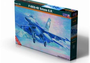 F-16C-40 Aviano A.B. · MC D90 ·  Mistercraft · 1:72