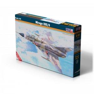 Mirage III E/S · MC E33 ·  Mistercraft · 1:72