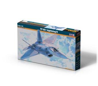 YF-22 Lightning II · MC F07 ·  Mistercraft · 1:72