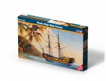 Pirate Ship Blac Falcon · MC F61 ·  Mistercraft · 1:120