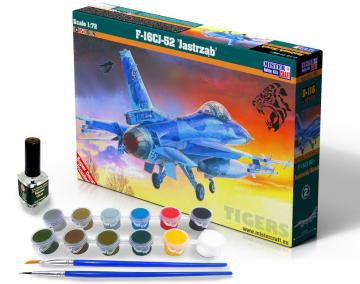 F-16CJ-52+Jastrzab/Hawk - Model Set · MC SD116 ·  Mistercraft · 1:72