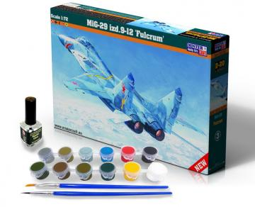 MIG-29 izd.9-12 Fulcrum - Model Set · MC SD20 ·  Mistercraft · 1:72