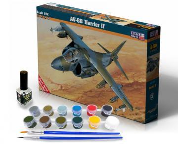 AV-8B Harrier II - Model Set · MC SD50 ·  Mistercraft · 1:72