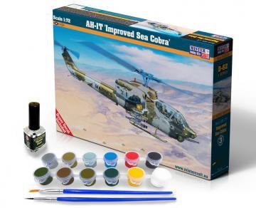 AH-1T Improved Sea Cobra - Model Set · MC SD62 ·  Mistercraft · 1:72