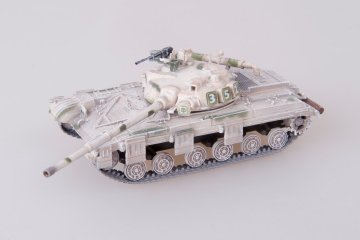 Soviet Army T-64 model 1972 Main Battle Tank winter washable paint,1970s · MOD AS72065 ·  Modelcollect · 1:72
