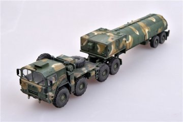 Nato M1014 MAN Tractor & BGM-109G Ground Launched Cruise Missile · MOD AS72107 ·  Modelcollect · 1:72