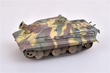 WWII German E-50 super heavy 38cm assult mortar sturn gun · MOD AS72117 ·  Modelcollect · 1:72