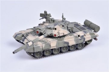 Russian Army T-90 MBT - Camouflage · MOD AS72138 ·  Modelcollect · 1:72