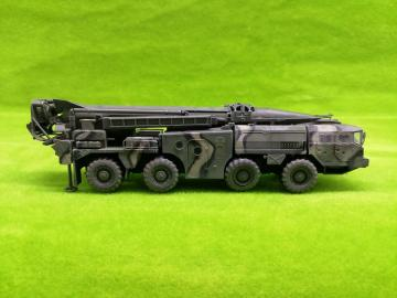 Soviet Army 9P117 Strategic missile launcher SCUD B early type 1970s · MOD AS72142 ·  Modelcollect · 1:72