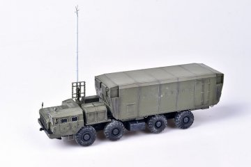 Russian S300 missile system 54K6EBaikal Air Defence Command Post 2010s · MOD AS72143 ·  Modelcollect · 1:72