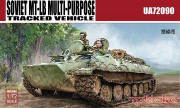 Soviet MT-LB MULTI-PURPOSE Tracked Vehicle · MOD UA72090 ·  Modelcollect · 1:72