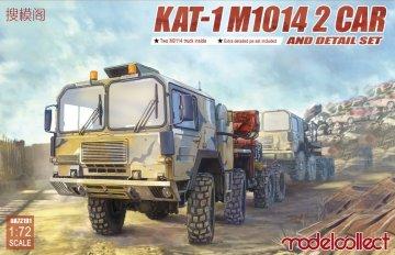 KAT-1 M1014 2 Car and detail set · MOD UA72191 ·  Modelcollect · 1:72
