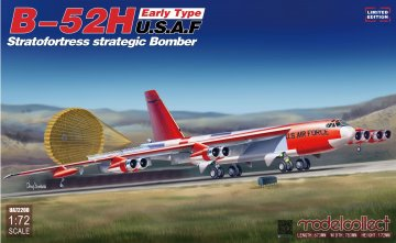 B-52H early type Stratofortress strategic Bomber - Limited Edition · MOD UA72208 ·  Modelcollect · 1:72